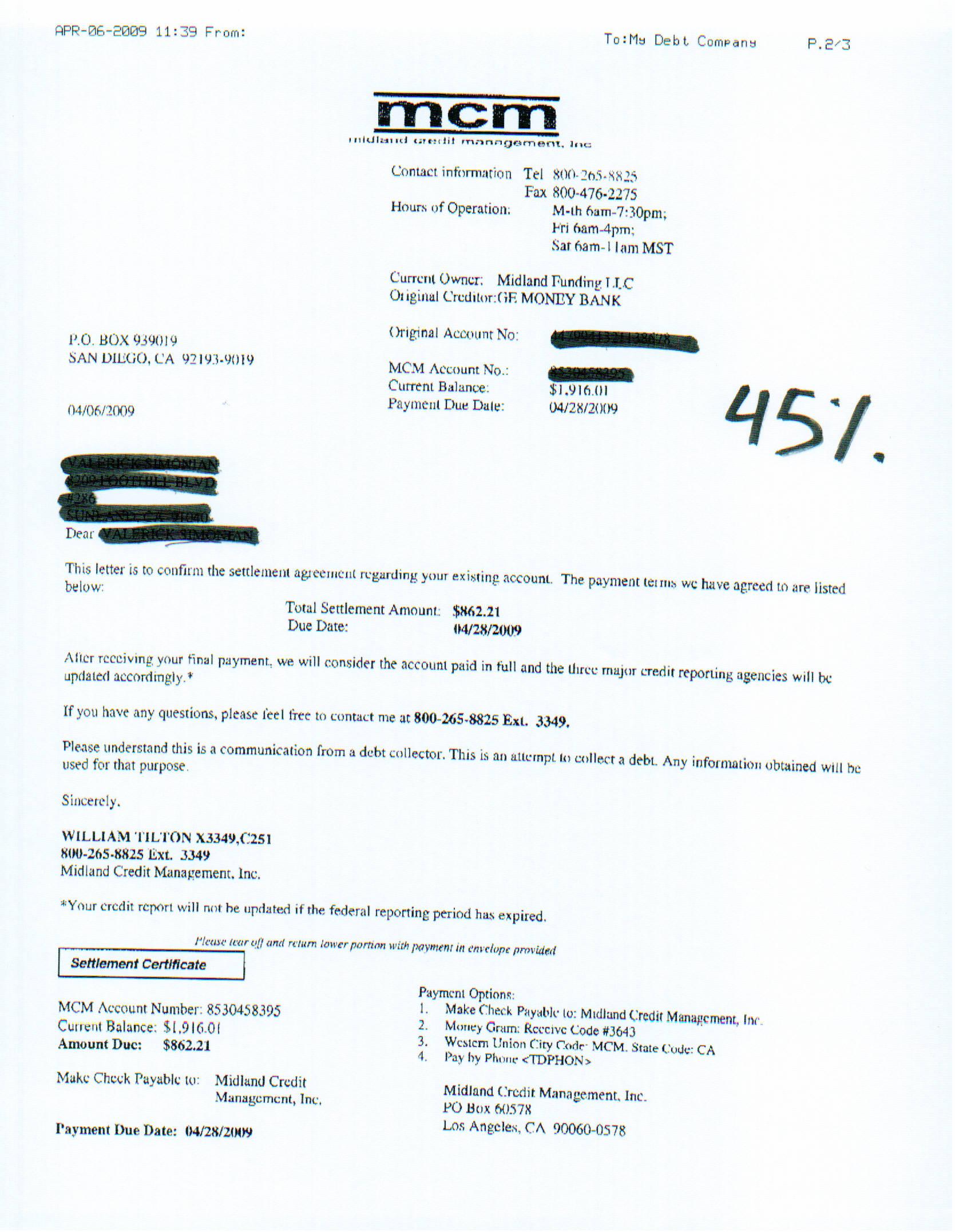 Testimonials | Debt Settlement Processing, Debt Settlement Net ...